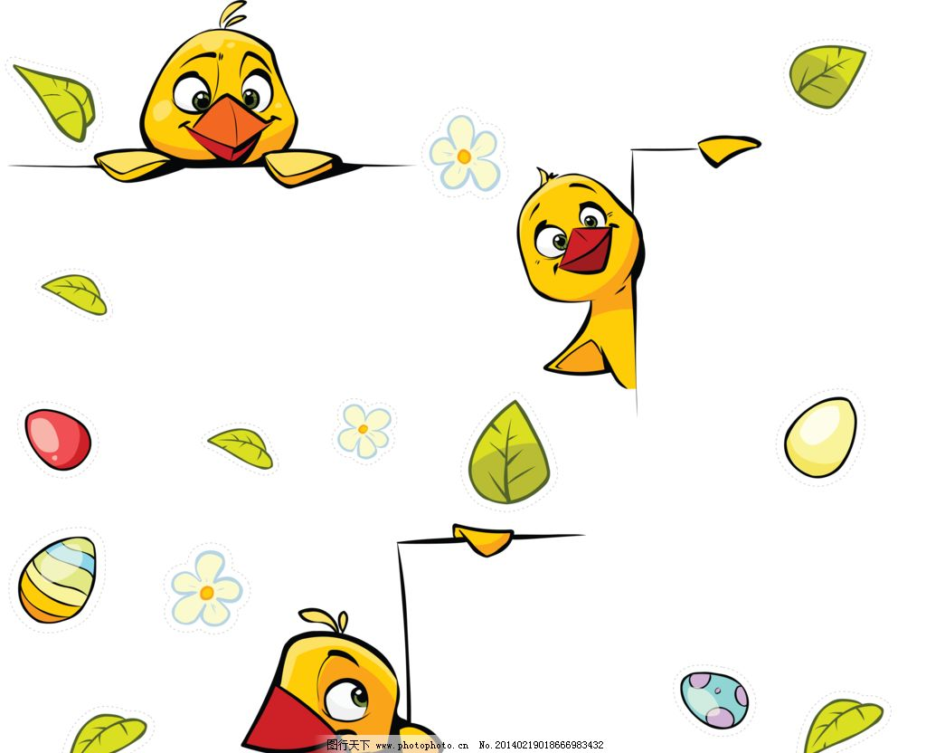 小鸟三重唱歌谱