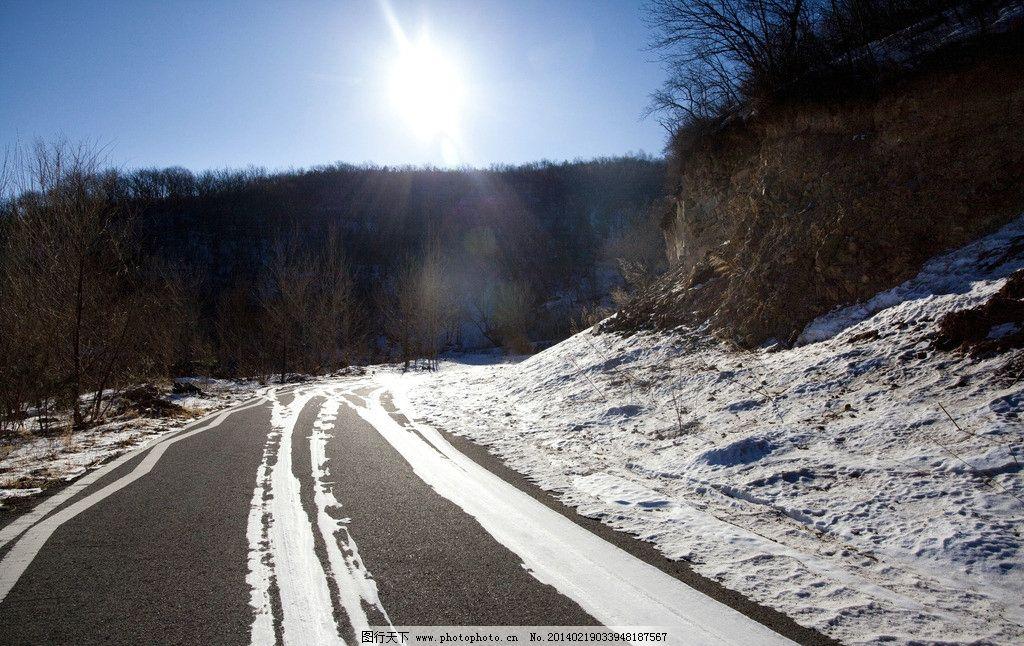 高速路 公路 道路 弯曲 弯道 山脉 国内旅游 摄影