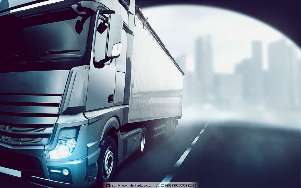 摄影图库 现代科技 交通工具  货车 大货车 运输 汽车 车辆 轿车 卡车
