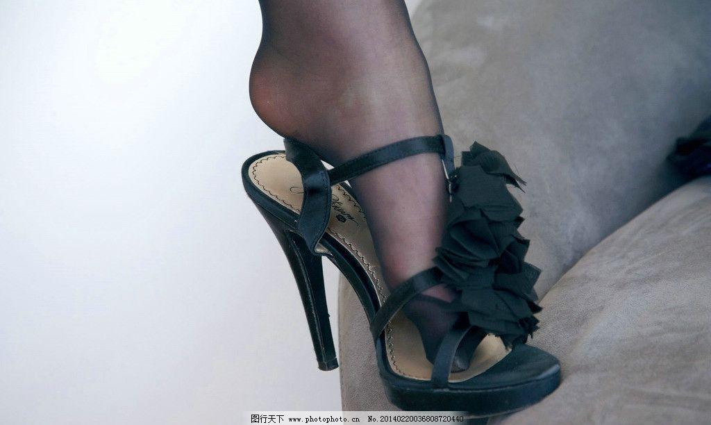 高清名模丝袜高跟鞋图片