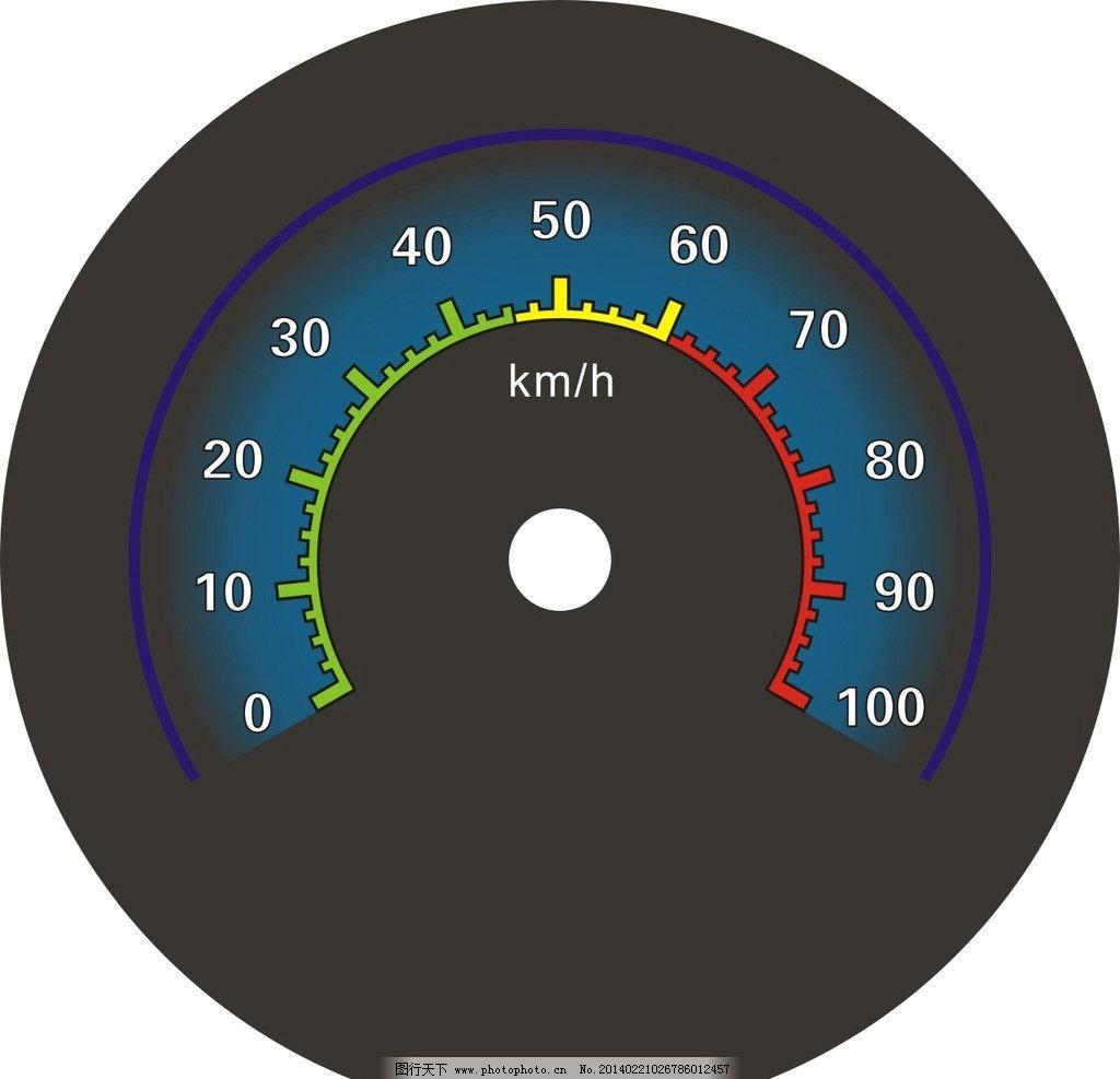 电动汽车仪表盘图片