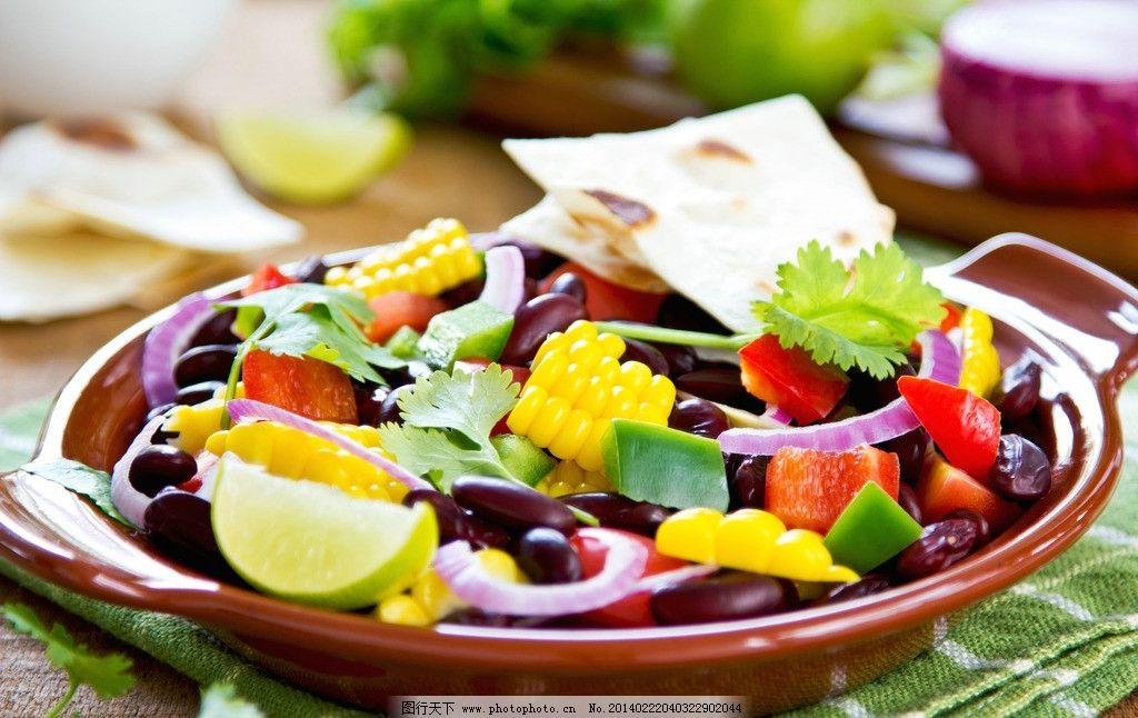 水果蔬菜拼盘图片