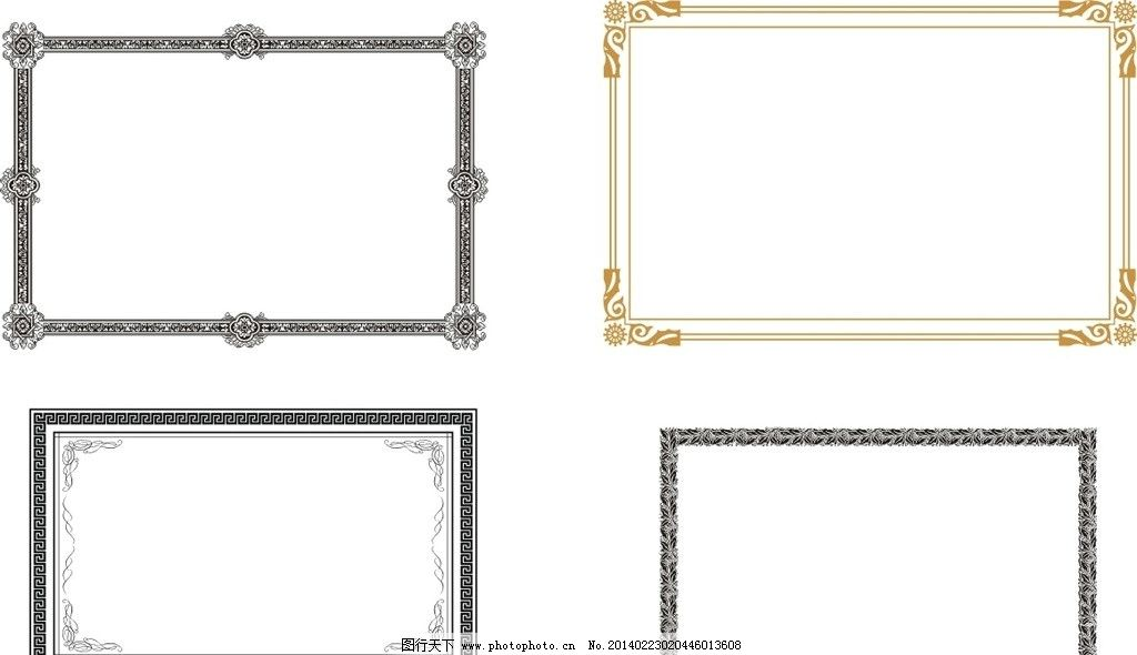ppt 背景 背景图片 边框 模板 设计 相框 1024_590