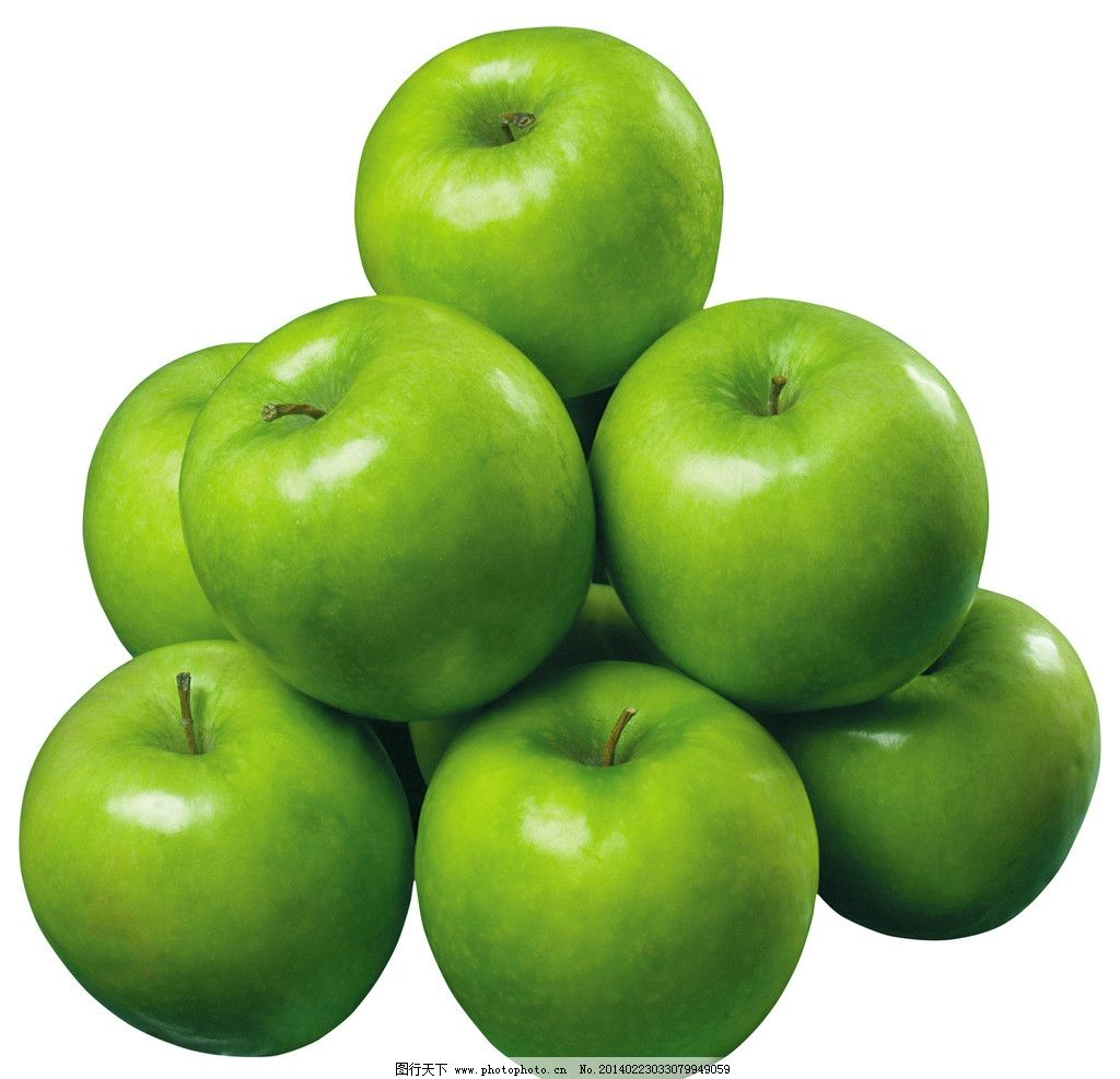 苹果 青苹果 创意水果 一堆苹果 进口水果 水果静物 水果 营养 apple