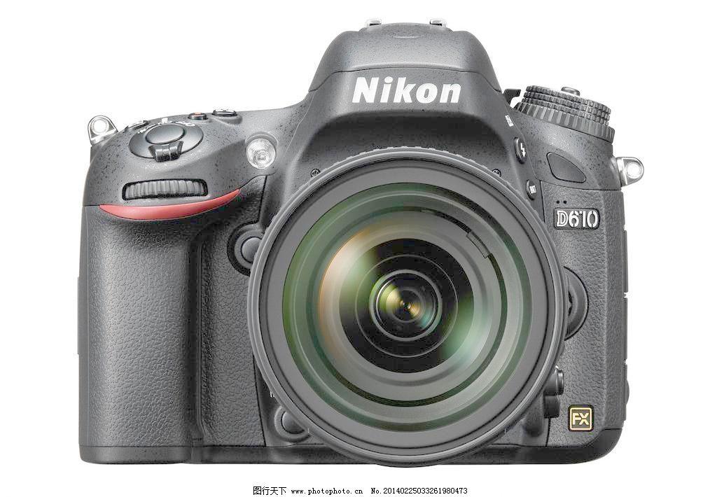 尼康 数码 单反 摄像 摄影 生活百科 数码家电 照相机 单反图片素材
