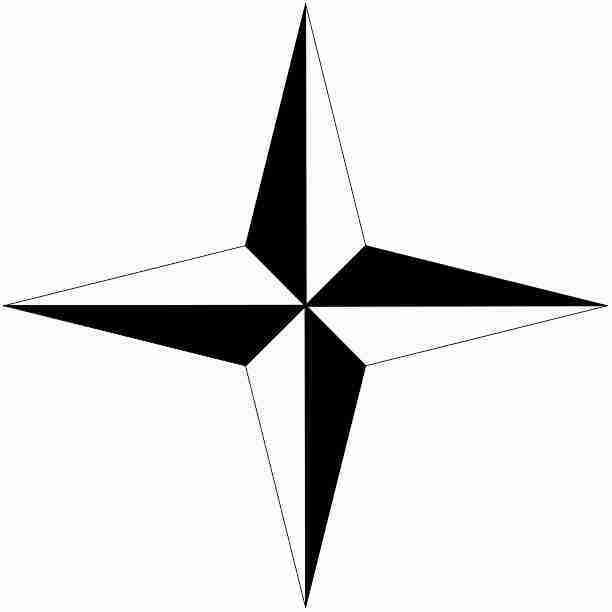坐标 坐标免费下载 指南针 指向针 矢量图 其他矢量图