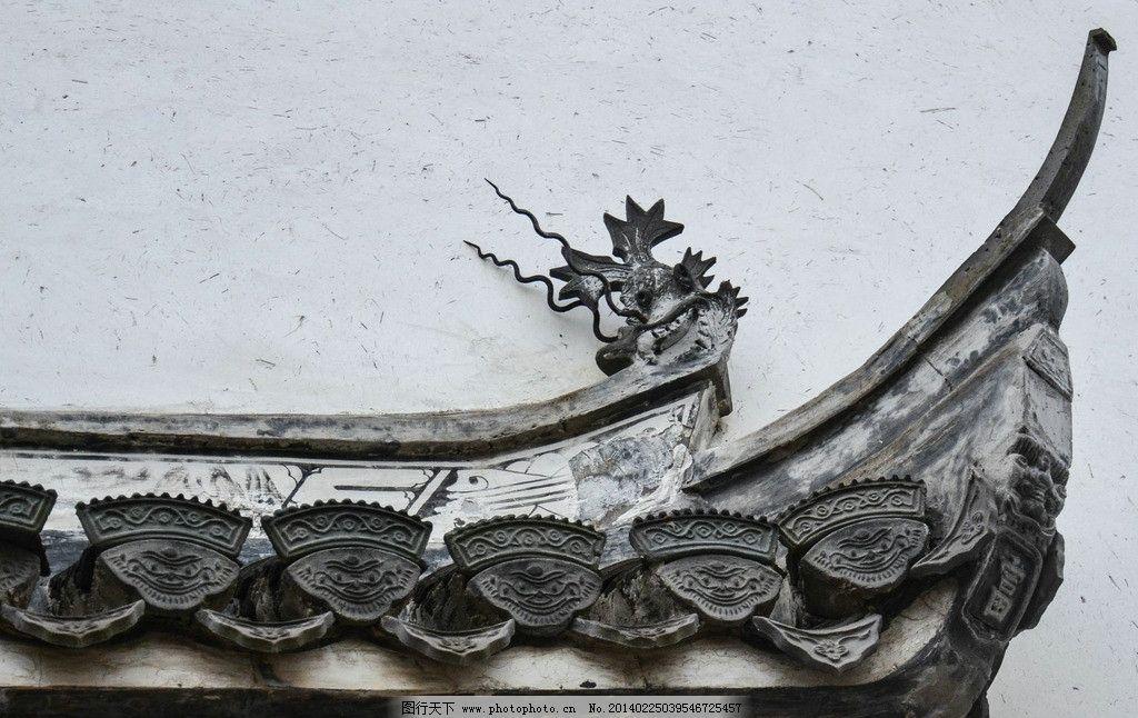 欧式房檐浮雕贴图