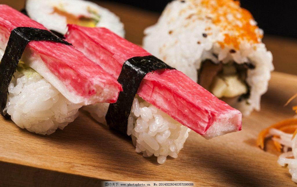 寿司图片素材下载 刺身 三文鱼 蟹籽 拼盘 寿司拼盘 饭卷 精品寿司 美