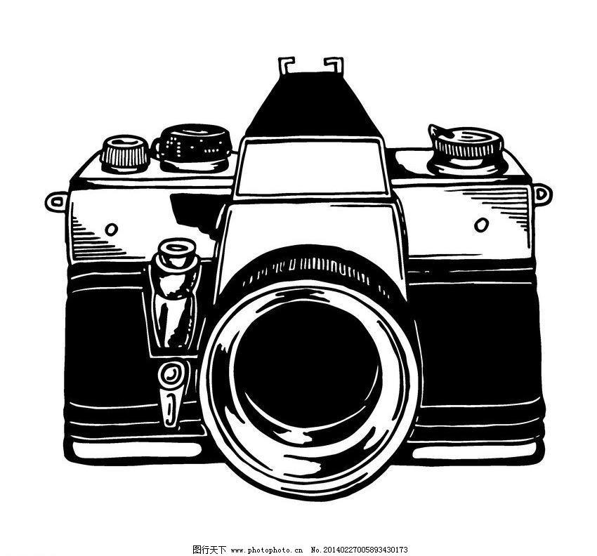 数码相机 图标 照相机