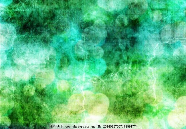 綠色漸變背景設計素材