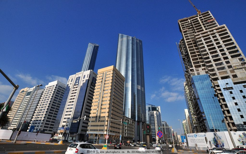 高楼大厦 摩天大楼 楼房图片