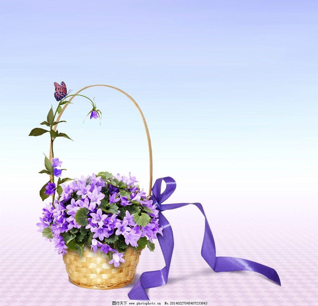 紫色婚礼花篮图片_艺术字体_字体_图行天下图库