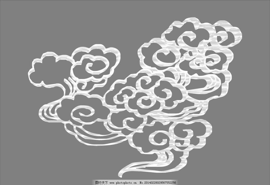 云纹 底纹 花纹 纹路 银色 立体 广告设计 矢量 cdr