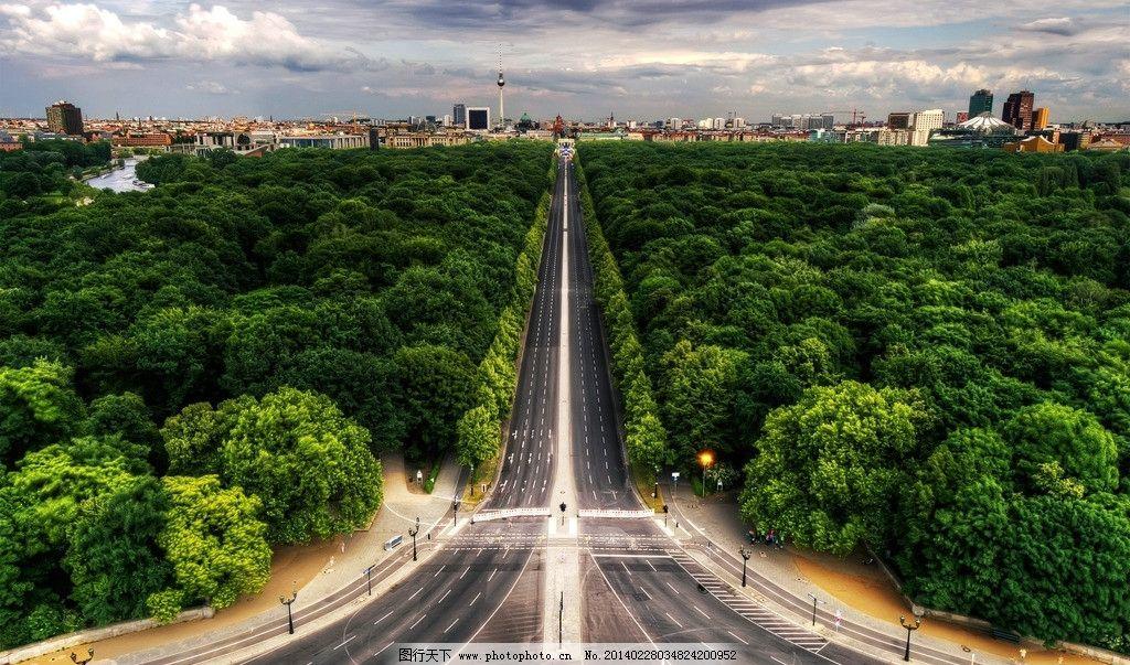 公路风景 延伸的公路 公路 自然风景 风景壁纸 树林 自然景观 摄影 7