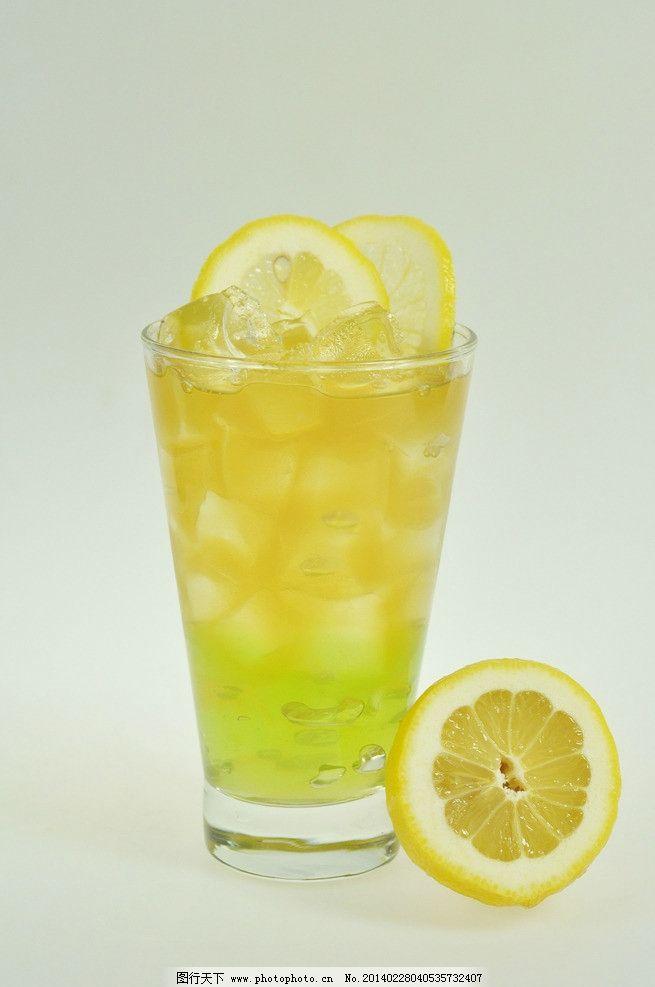 翡翠柠檬绿 奶茶 冷饮 饮品 柠檬 饮料酒水 餐饮美食 摄影 150dpi jpg