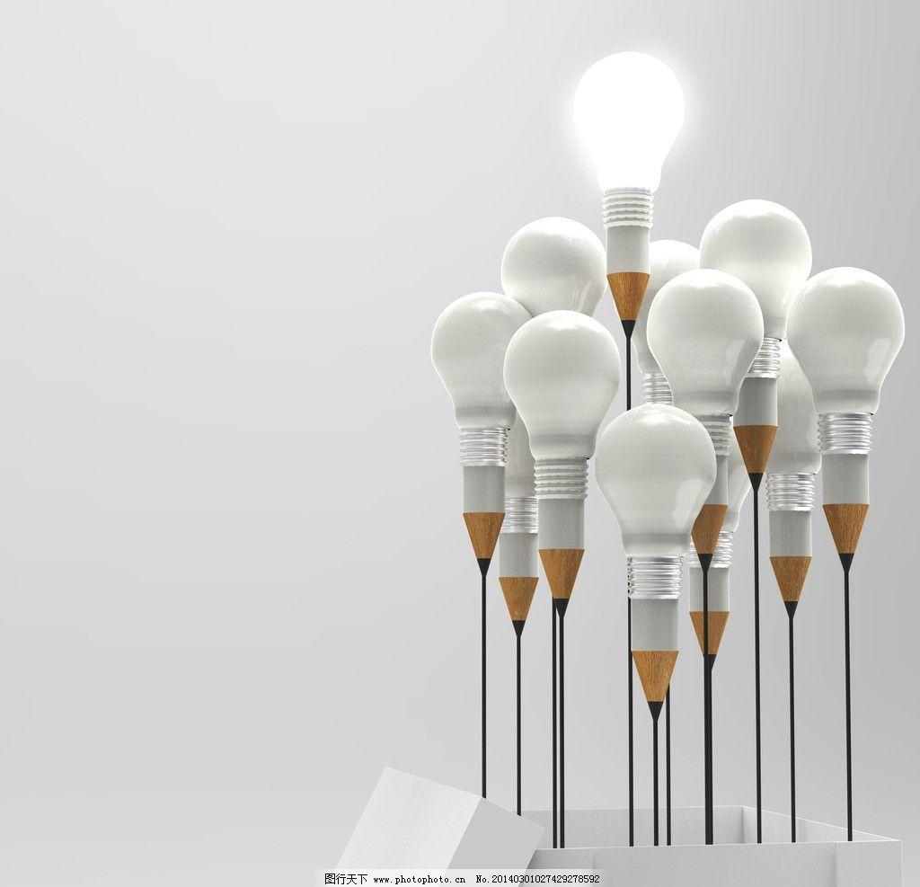 灯泡创意图片图片