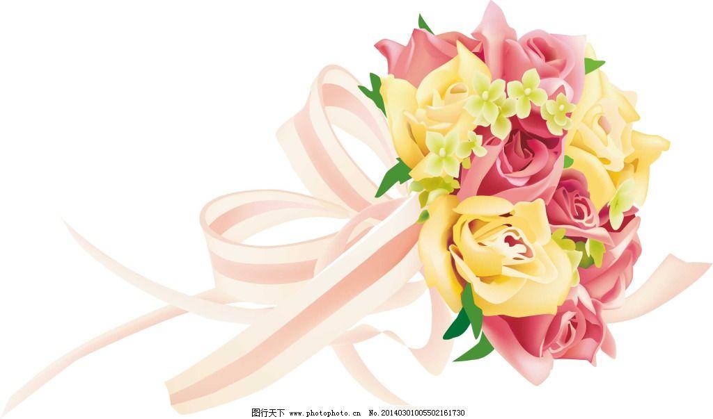 一束玫瑰花