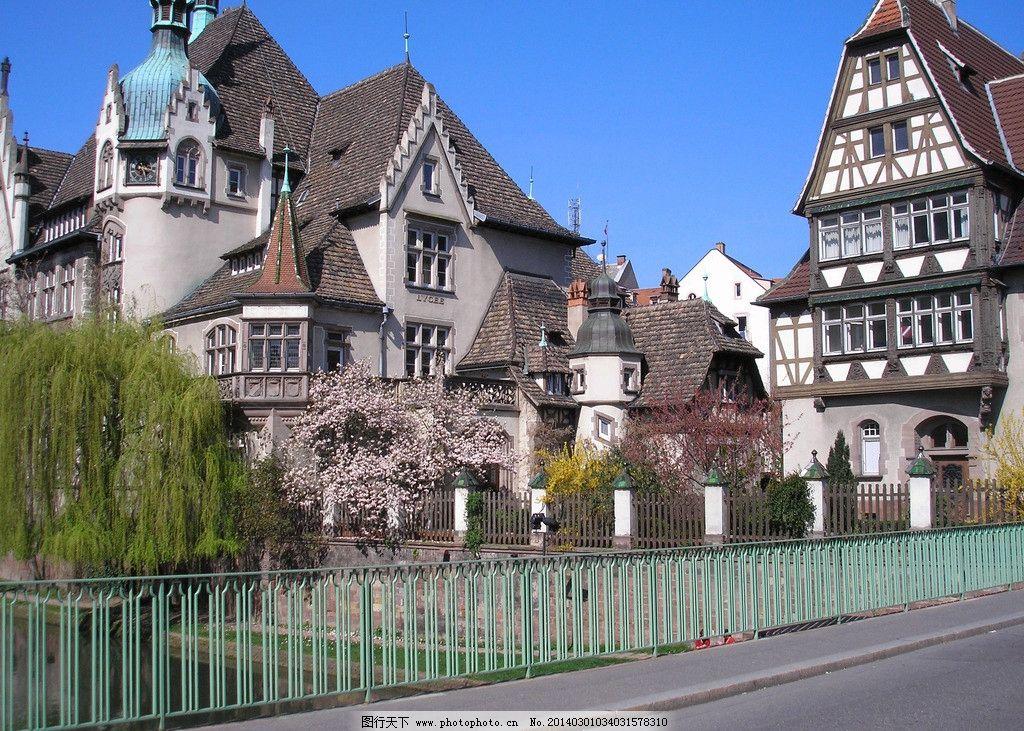 法国建筑 风景 国外 欧洲 景观 欧洲建筑 欧洲雕塑 欧洲文化