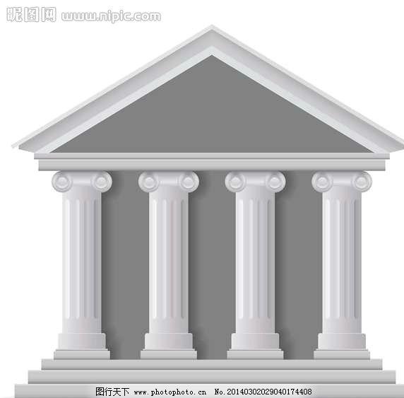 古代石柱 柱子 石柱 建筑 古典柱子 古典建筑 古典石柱 古代建筑 古代