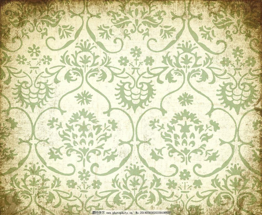 欧式 花纹 复古花纹 贴图