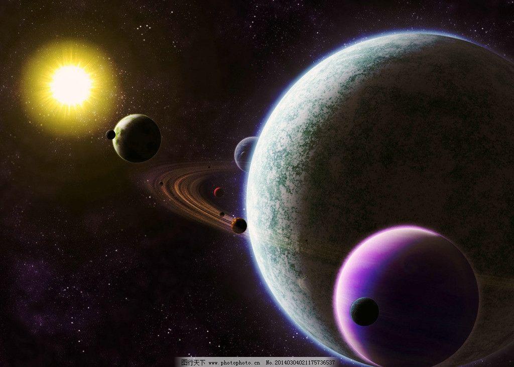 3d宇宙模型图片