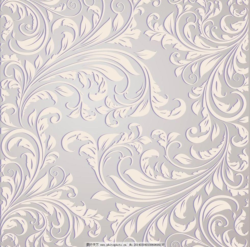 古典背景矢量素材 古典背景模板下载 古典背景 矢量素材 欧式花纹模板