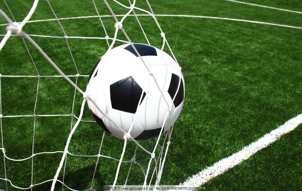足球 足球网 进球 草地 草坪 足球背景 体育运动 文化艺术 摄影 300dp图片