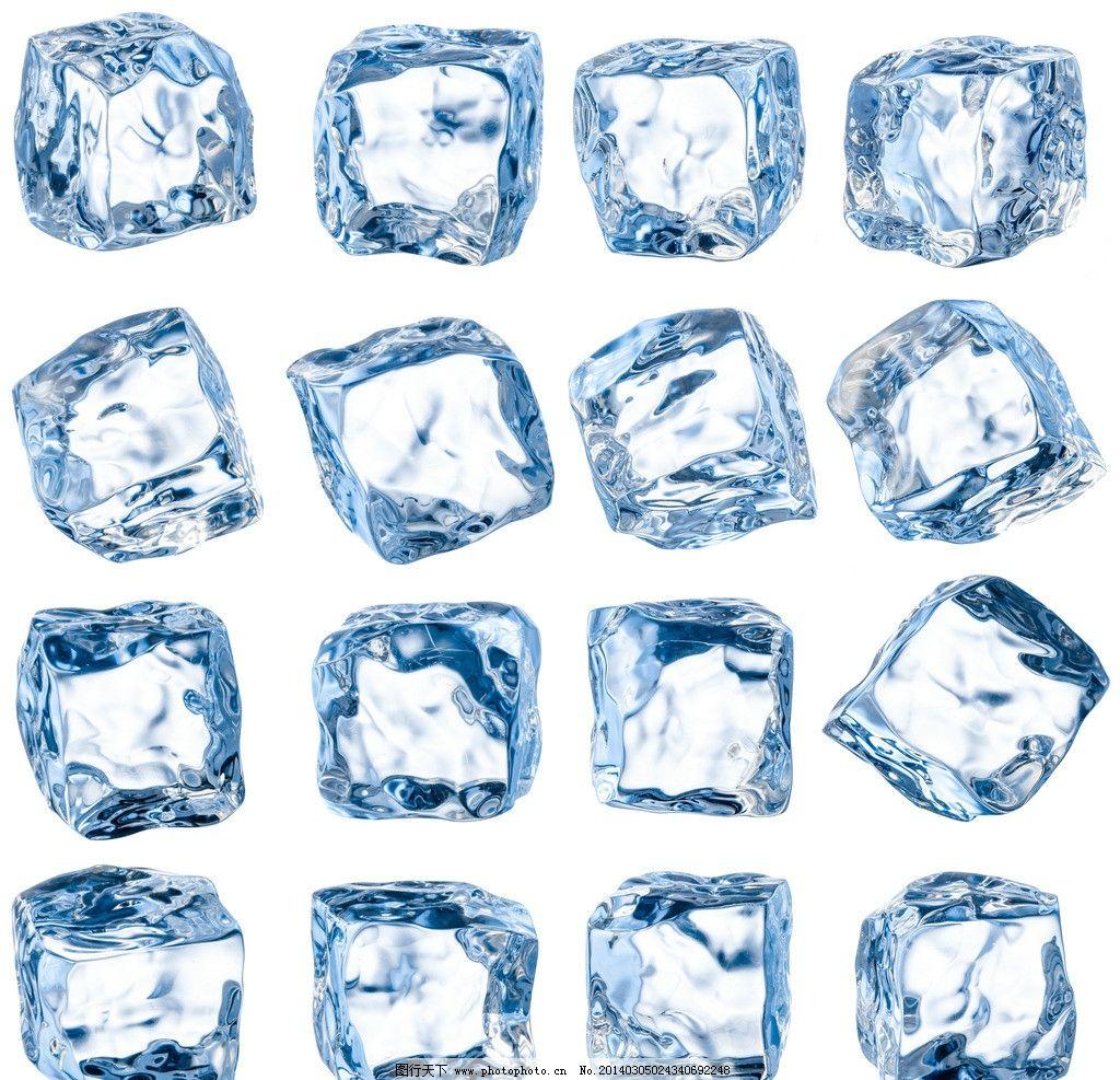 二次元马克笔手绘冰块