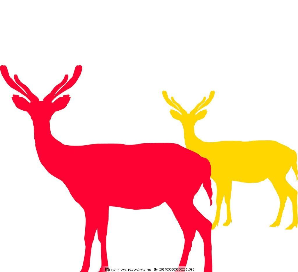 小鹿图片图片