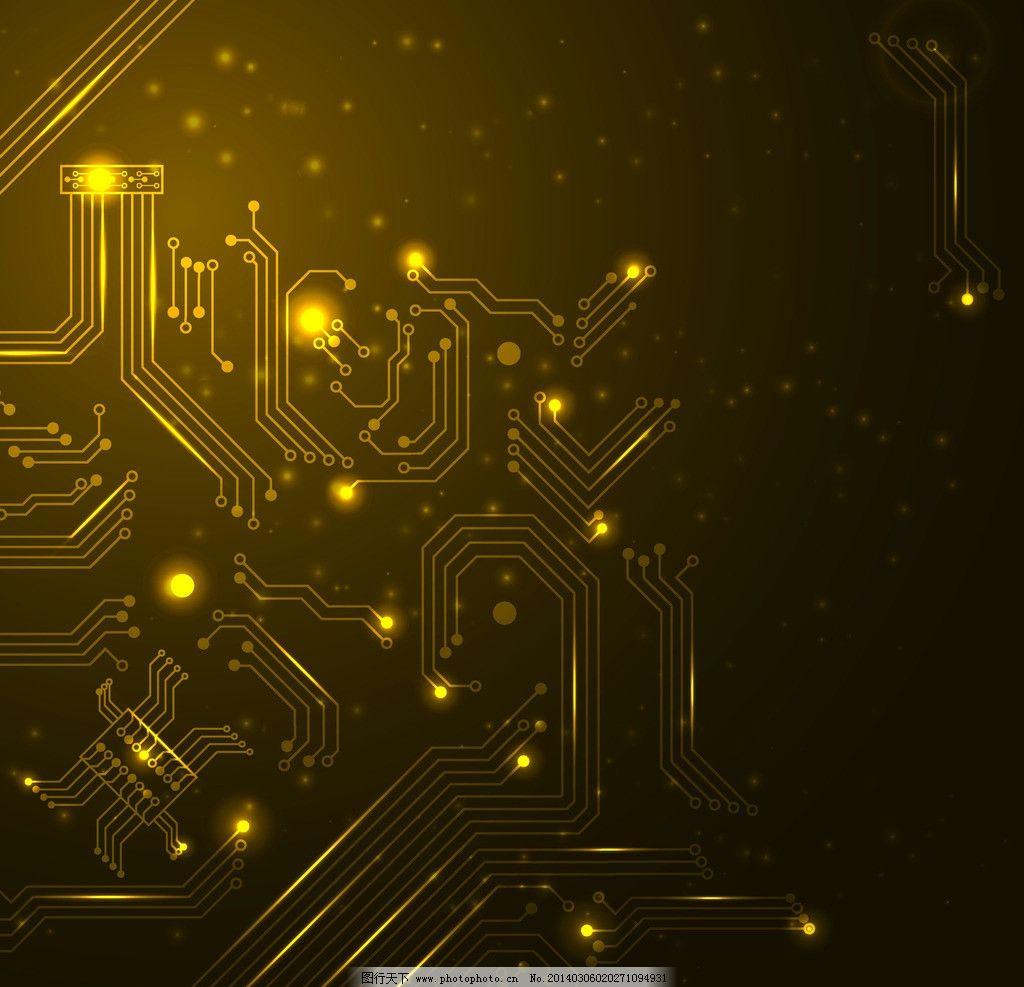 科技背景 动感 科技 电路板 电路 线路 创新 创意 线条 创意信息 商务