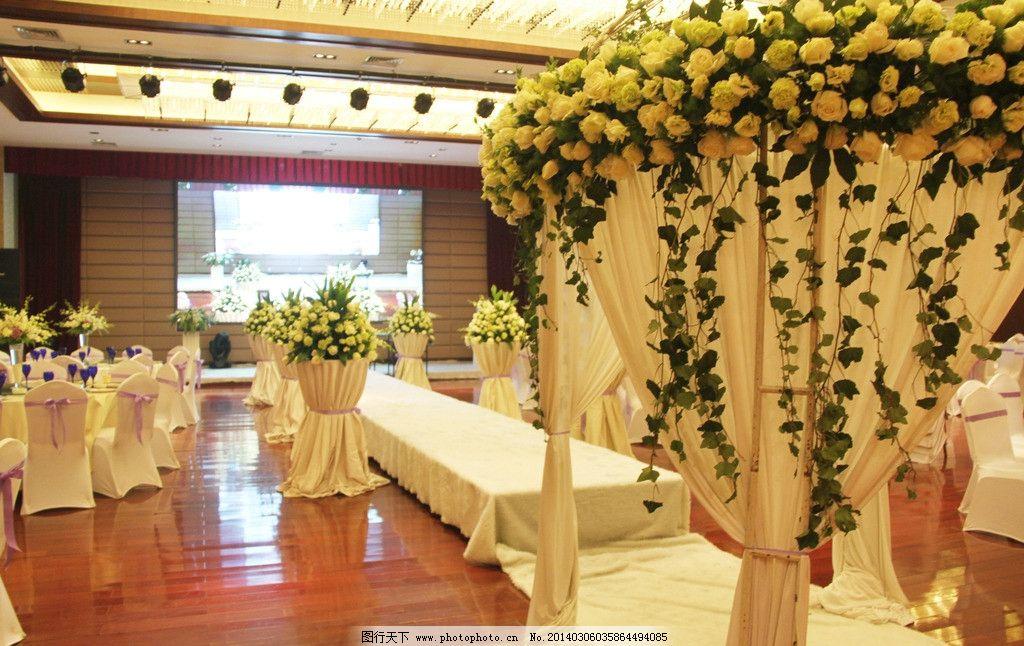 婚礼图片_树木树叶_生物世界_图行天下图库
