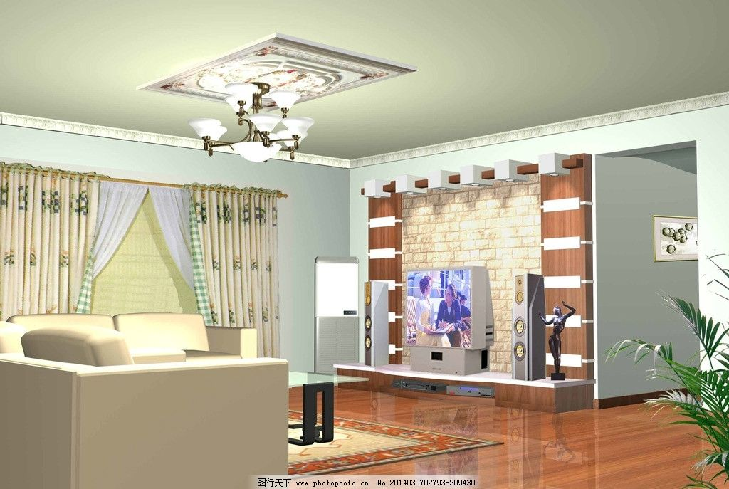 电视背景墙 酒店设计 开房 豪宅装修 室内 房间 家居 主厅 宿舍