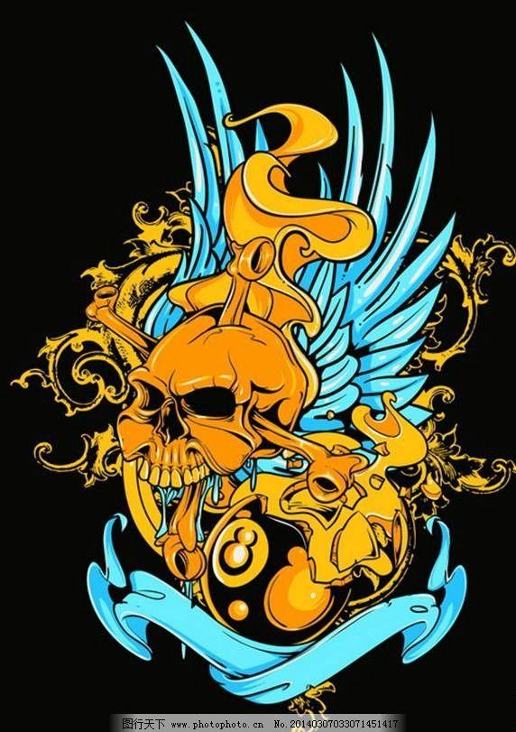 T恤花纹 欧美卡通 T恤设计 服装设计 T恤 欧美花纹 欧式花纹 恐怖图案 哥特风格图案 纹身图案 欧美纹身 诡异 惊悚 恐怖 欧美恐怖风格 服装图案 T恤图案 花纹图标 花纹设计 炫丽背景 时尚背景 抽象背景 骷髅头 skull 骷髅 头骨 抽象设计 卡通背景 广告设计 卡通设计 艺术设计 PSD分层素材 源文件 300DPI PSD