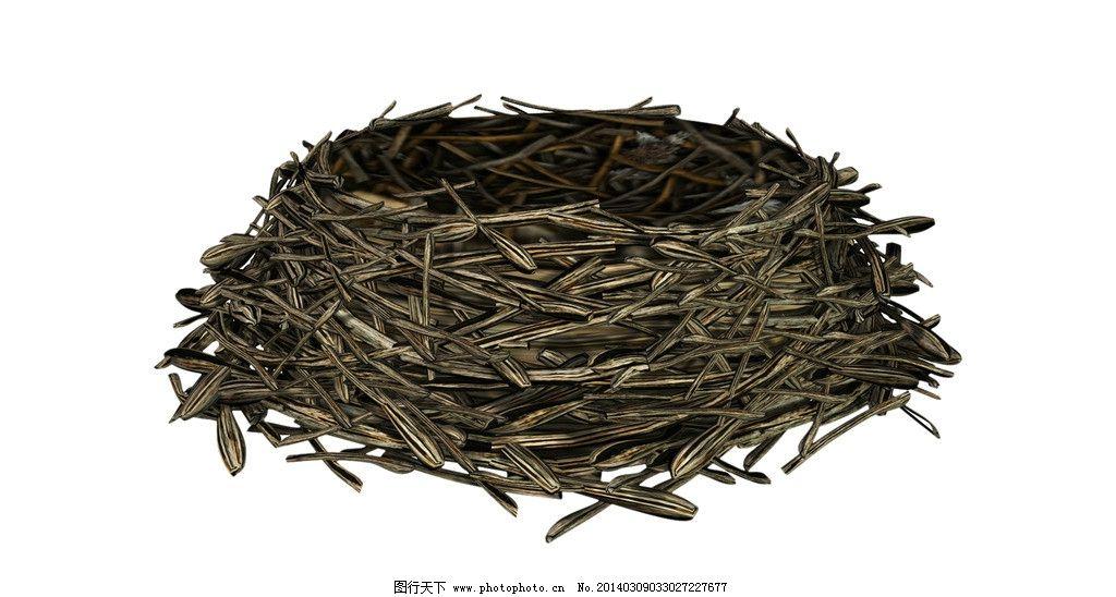 废物利用手工制作鸟窝