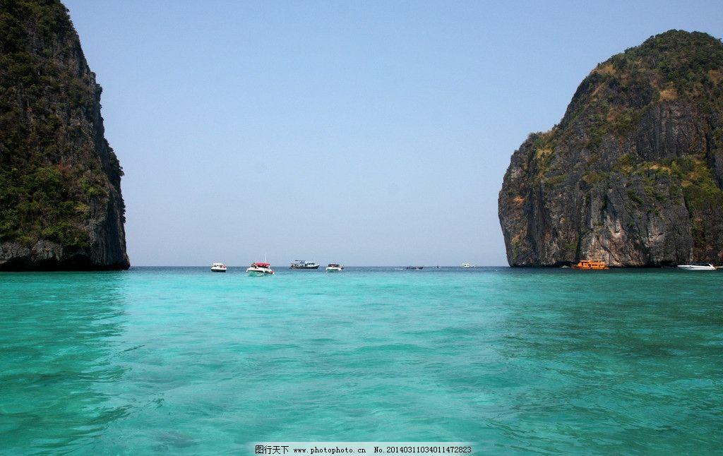 海岛风景 阳光 沙滩 海岛 海景 大海 蓝天 阳光沙滩海岛 国外旅游