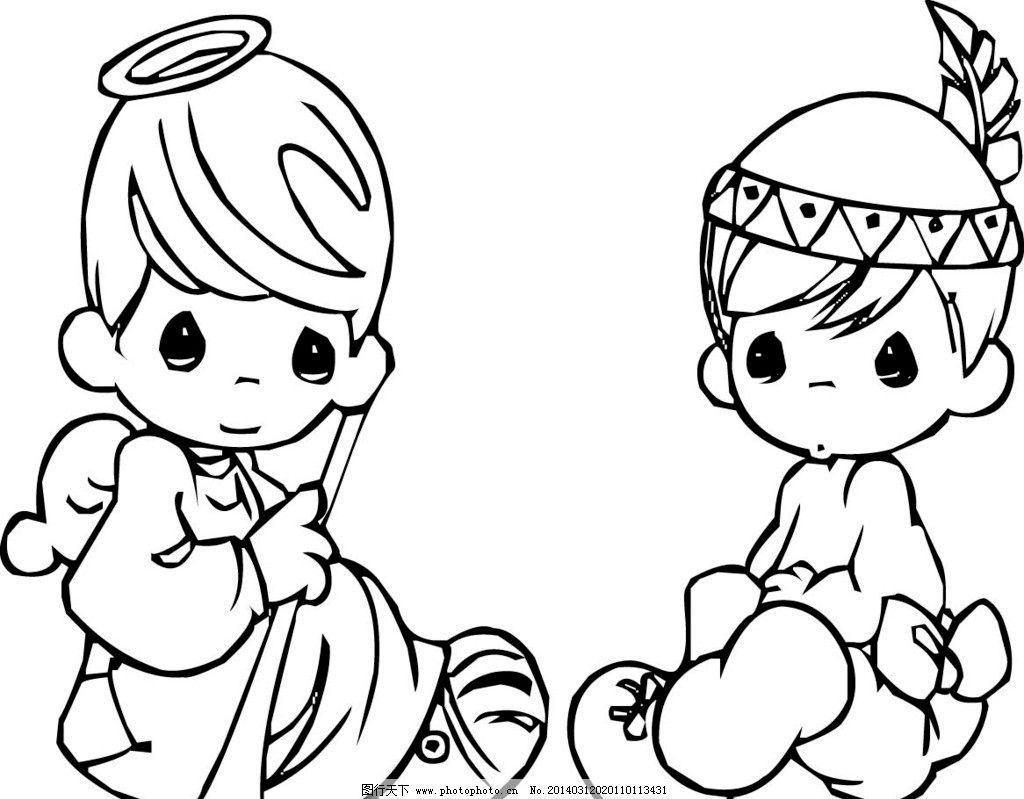 我想学习画动漫人物,谁有好的临摹图片或教程(图片最图片