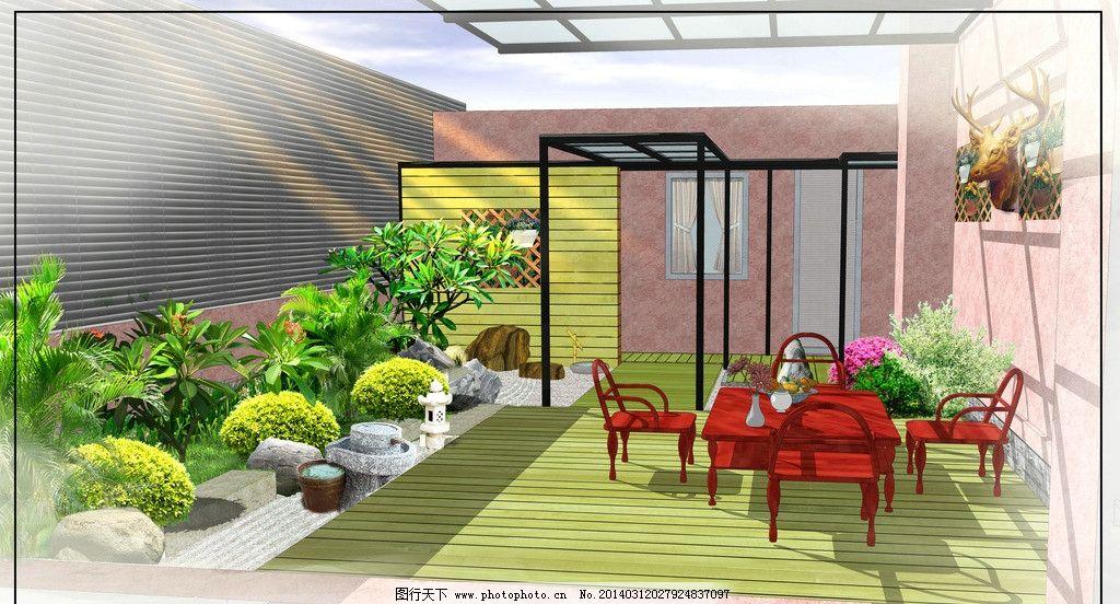 屋顶花园        室内 室外设计 植物配置 室内设计 环境设计 设计 72