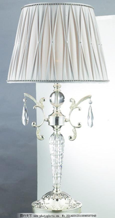 水晶灯 水晶灯模型 欧式灯具 欧式水晶灯 欧式水晶灯模型 欧式台灯