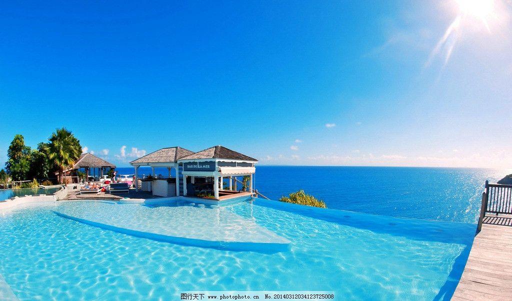 海景别墅图片