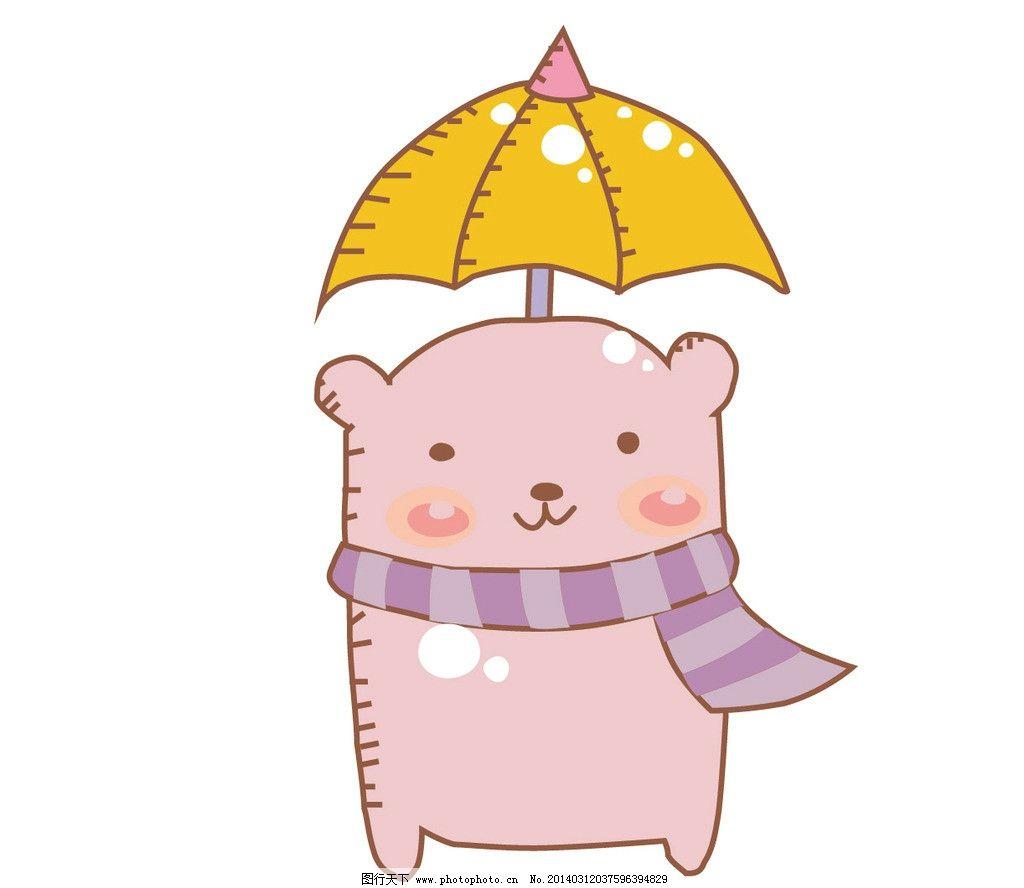 儿童手工卡纸头饰小猪