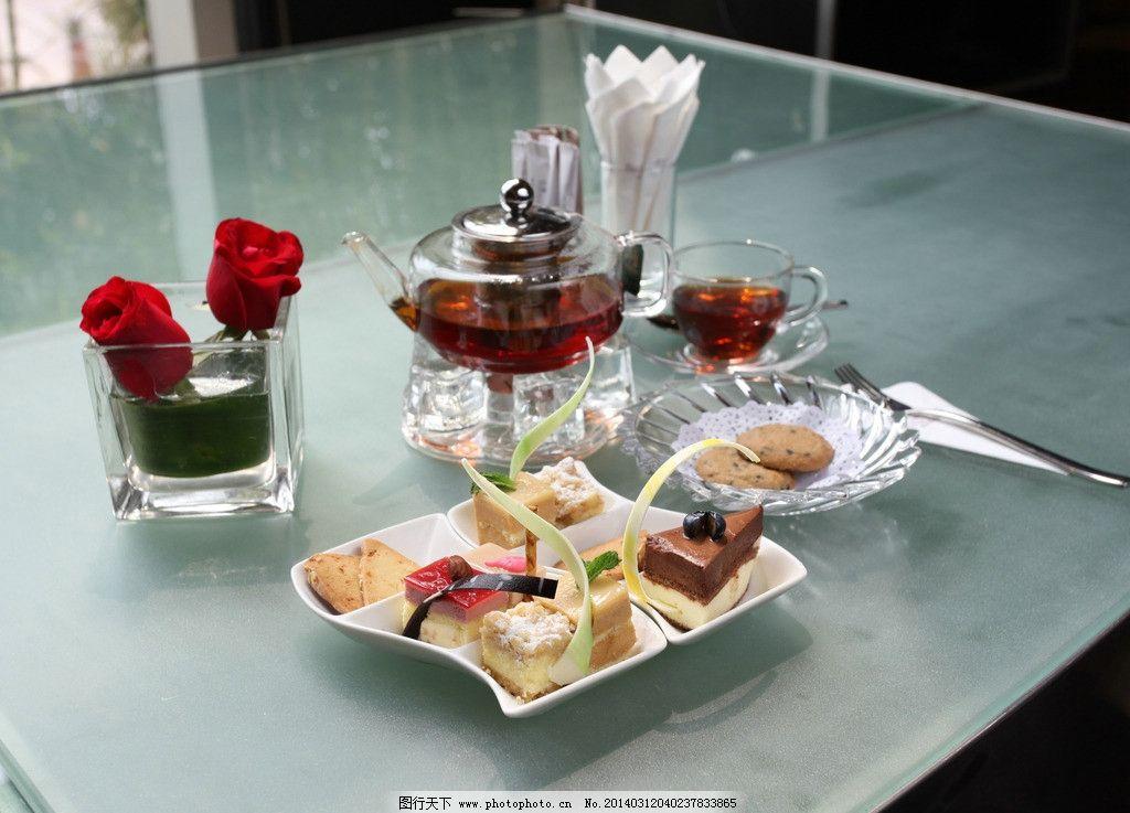 下午茶套餐 下午茶 午茶 糕点 美点 点心 饼干 红茶 茶点 原创高清菜图片