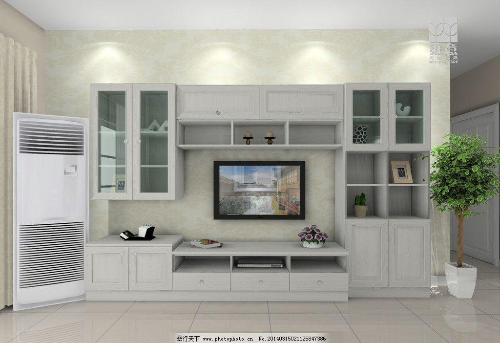 欧式柜背景墙 欧式电视柜下载 电视吊柜模板下载 电视背景墙设计素材