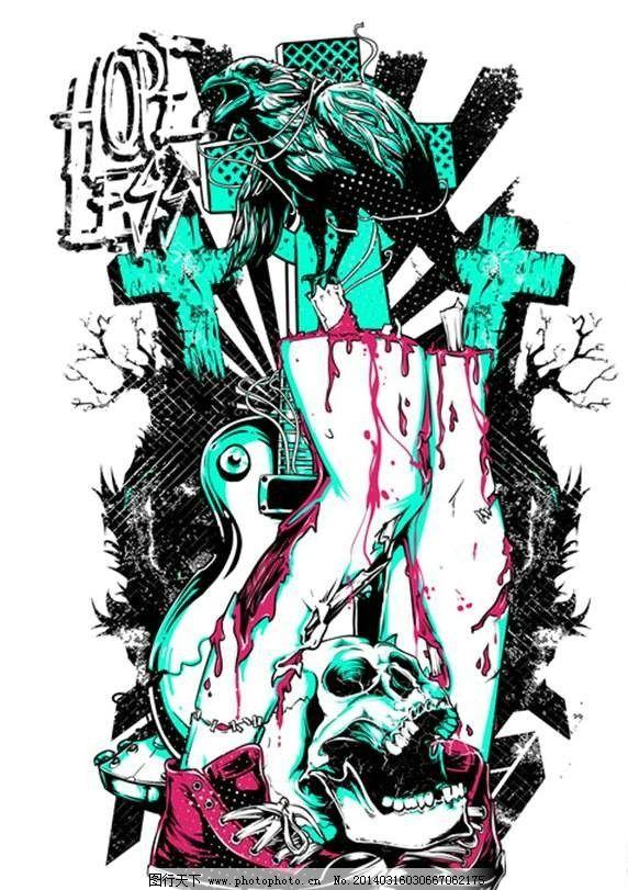 欧式花纹 服装图案 t恤图案 花纹图标 花纹设计 炫丽背景 纹身图案