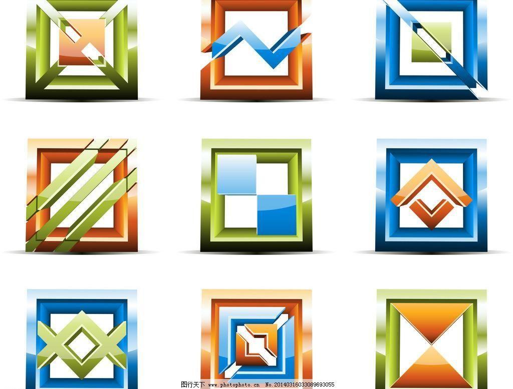 标签 标识标志图标 标志 创意设计 创意图标 logo设计矢量素材 logo设