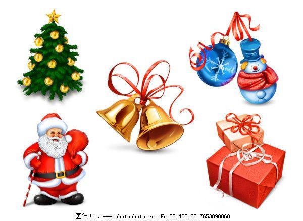 圣诞节图标02