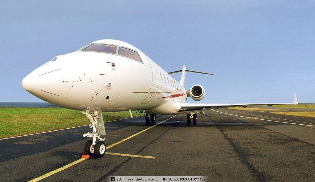 飞机 客机 民航 私人飞机 交通工具 现代科技 摄影 300dpi jpg