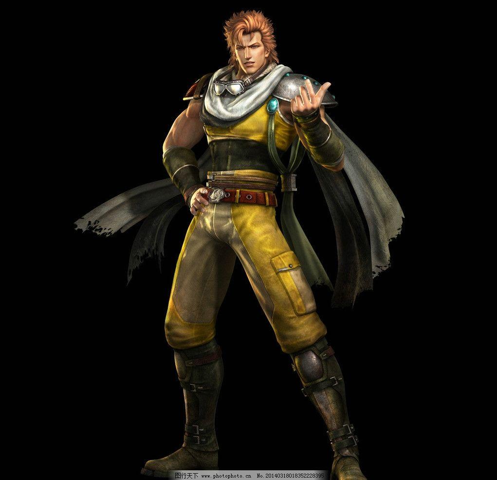动漫人物 游戏 武士 盔甲 靴子 战士 兵器 头盔 男孩 宝石 腰带 眼镜