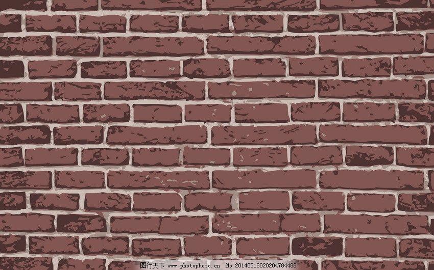 砖墙 砖头 墙壁 砖头墙壁 怀旧 古典 复古 手绘墙壁 背景 怀旧古典