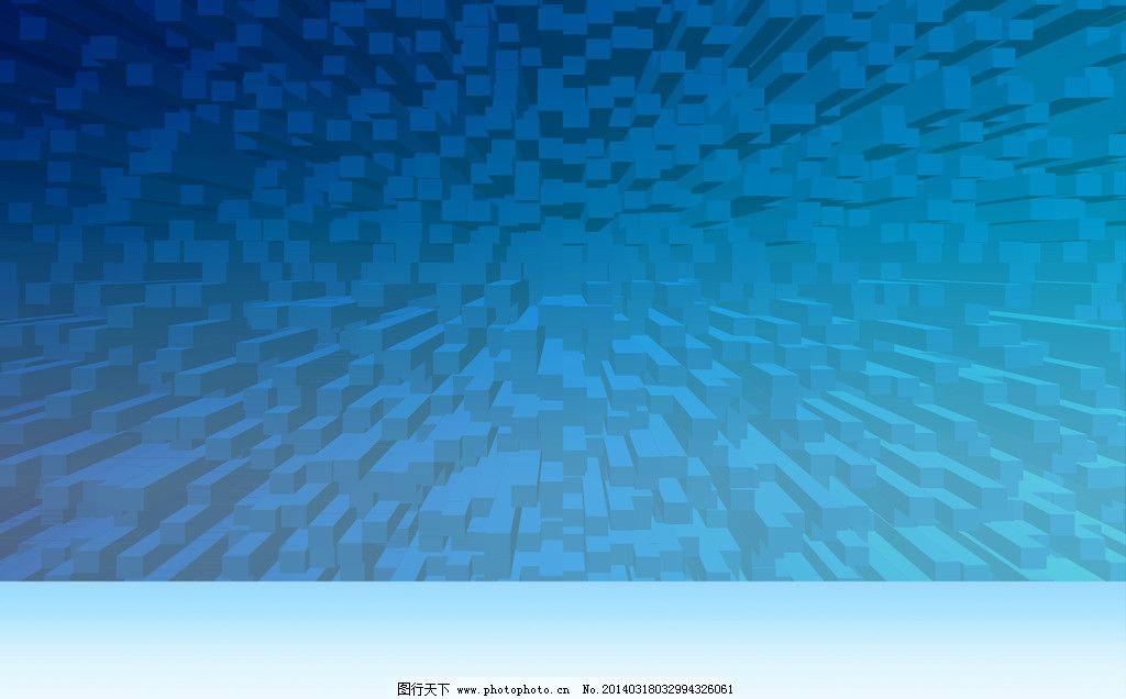 蓝色花纹背景 蓝色 唯美 背景素材 简洁背景 桌面 桌面背景 电脑桌面