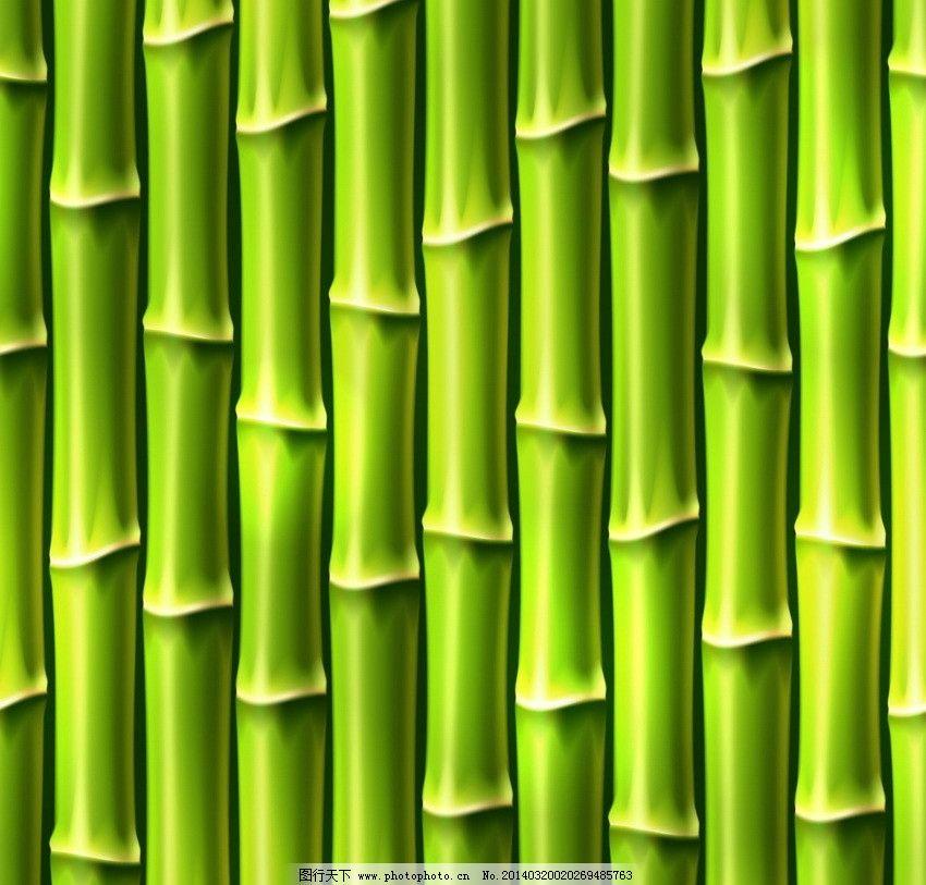 竹子背景 绿竹 竹子 木纹 木地板 木板 手绘 纹理 怀旧 时尚 背景